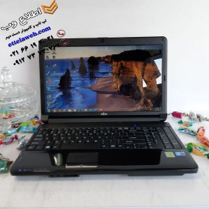 لپ تاپ دست دوم فوجیتسو Fujitsu AH530