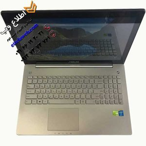 لپ تاپ دست دوم ایسوس Asus N550J با پردازنده i7-4700HQ