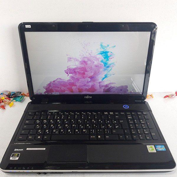 قیمت لپ تاپ دست دوم لپ تاپ دست دوم Fujitsu LifeBook AH531
