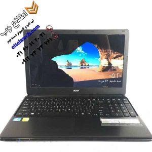لپ تاپ دست دوم ایسر Acer E1-570G با پردازنده i5-3337U