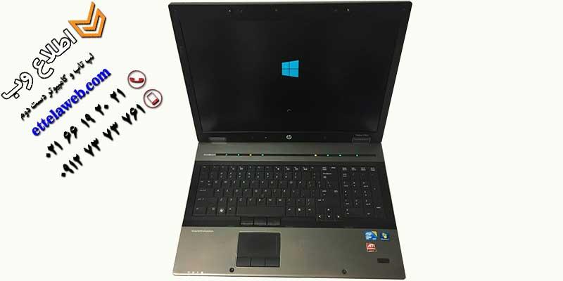 HP EliteBook 8740w