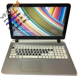 لپ تاپ دست دوم اچ پی Pavilion 15-p224nr با پردازنده AMD A10-5745M