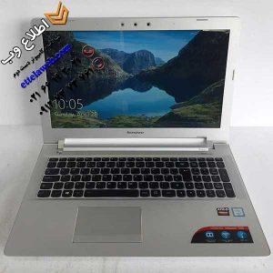 لپ تاپ دست دوم لنوو Ideapad 500-15ISK با پردازنده i7-6500U
