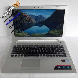 لپ تاپ دست دوم لنوو Lenovo ideapad 500 با پردازنده i7-6500U