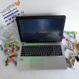 لپ تاپ دست دوم ایسوس Asus K556u با پردازنده i7-6500U
