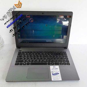 لپ تاپ دست دوم ایسوس Asus X450L با پردازنده i7-4500U