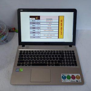 لپ تاپ دست دوم ایسوس Asus x541u با پردازنده i7-7500U