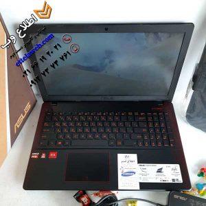 لپ تاپ استوک ایسوس Asus X550I با پردازنده Fx-9830P