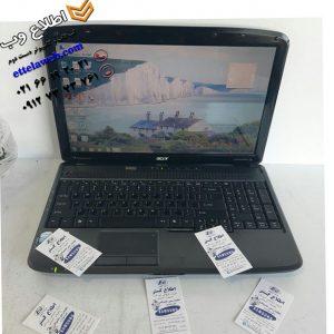 لپ تاپ دست دوم ایسر Acer 5735z با صفحه نمایش ۱۵٫۶