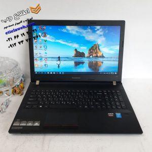 لپ تاپ دست دوم لنوو Lenovo E50-80 با پردازنده i7