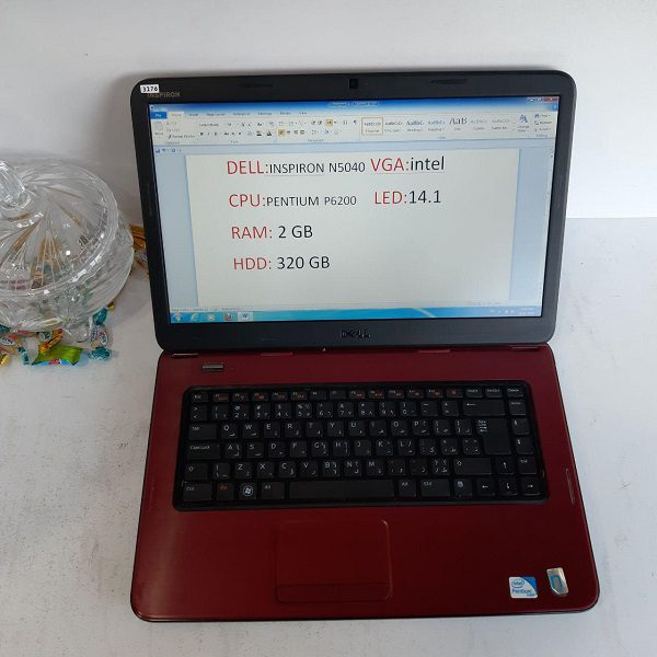 دل Dell inspiron N5040