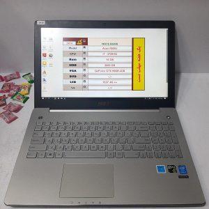 خریدار لپتاپ | لپ تاپ دست دوم ایسوس Asus N550J