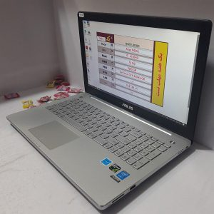 خریدار لپتاپ Asus N550J