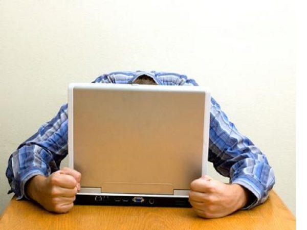 خریدار لپ تاپ خراب