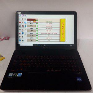 قیمت | لپ تاپ استوک ایسوس Asus G551 V