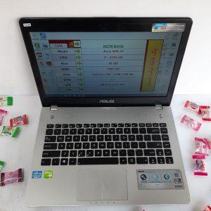 قیمت لپ تاپ Asus N46 JV