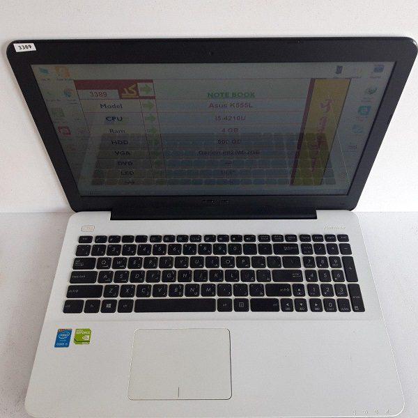 قیمت لپ تاپ Asus K555L