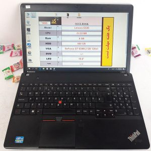 قیمت لپ تاپ استوک Lenovo E530
