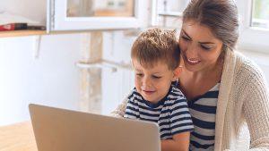خرید لپ تاپ دست دوم برای کودکان