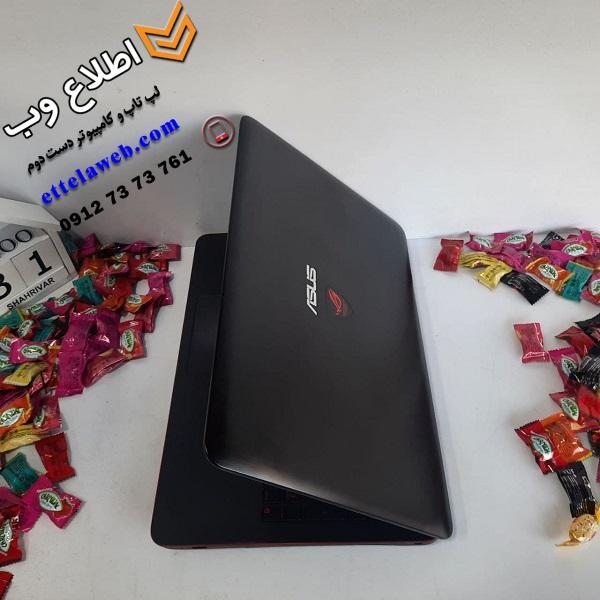 Asus Gaming ROG G551V